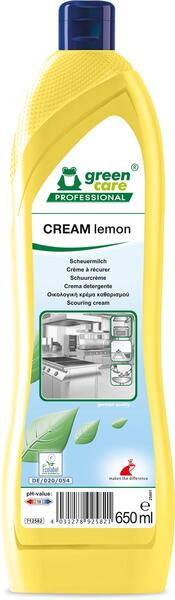 CREAM lemon 650ml