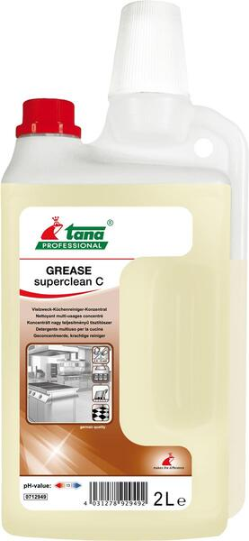 GREASE superclean C 2L fles