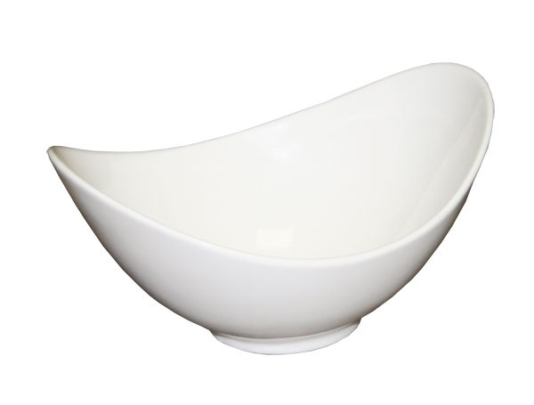 Papillon Oval bowl 190X133X87mm