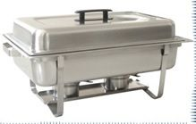 Chafing Dish cold touch handle inox