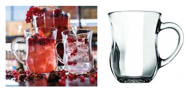 Gourmet thee/cocktail glas 350ml Ø87xH114mm