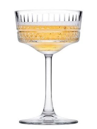 Elysia coupe champagne/cocktail glas 260ml Ø101xH164mm